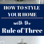 How to Decorate with the Rule of Three | Why the Odds are Always in Your Favor